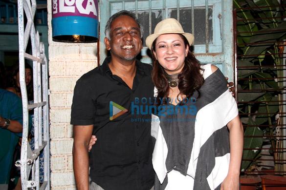 Launch of 'Loca Loca' restaurant