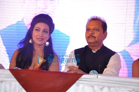Paoli Dam & Rituparna Sengupta at the launch of 'Poto'