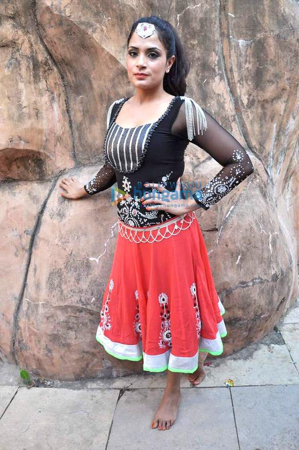 Richa Chadda at Water Kingdom