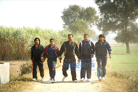 Deepak Verma,Pankaj Berry,Akhilendra Mishra,Govind Pandey,Tejender