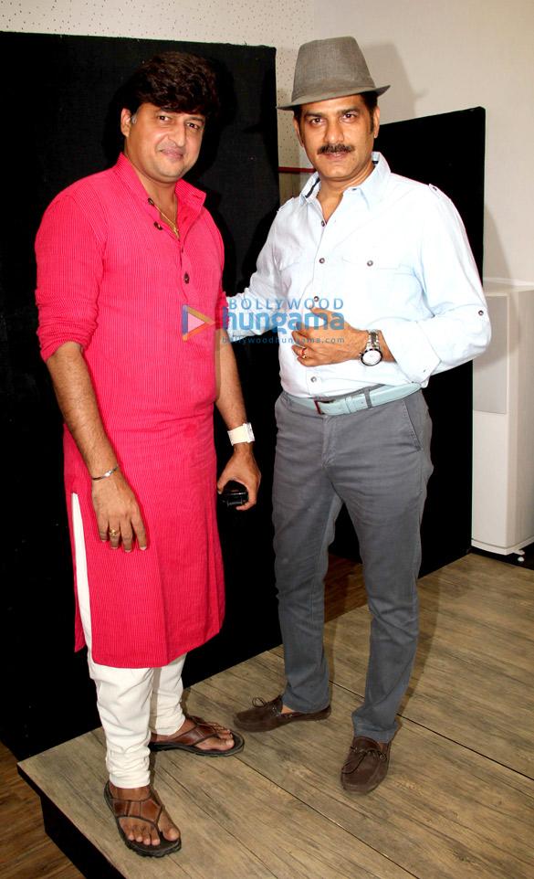 Launch of JD Majethia's 'Hats Off Actors Studio'