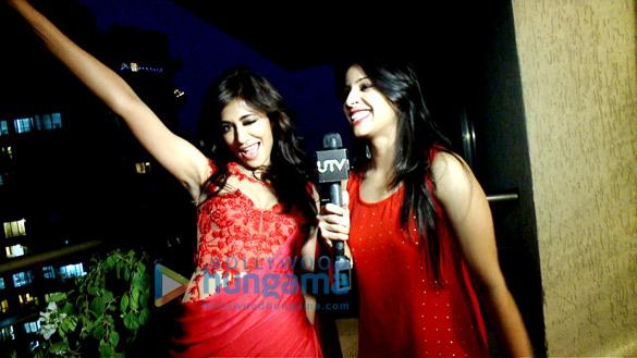 UTV Stars' Breakfast to Dinner with Chitrangda Singh