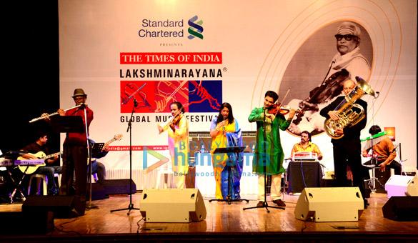22nd Lakshminarayana Global Music Festival