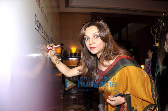 Lillete Dubey & Indu Jain at FICCI Flo Trends 2014