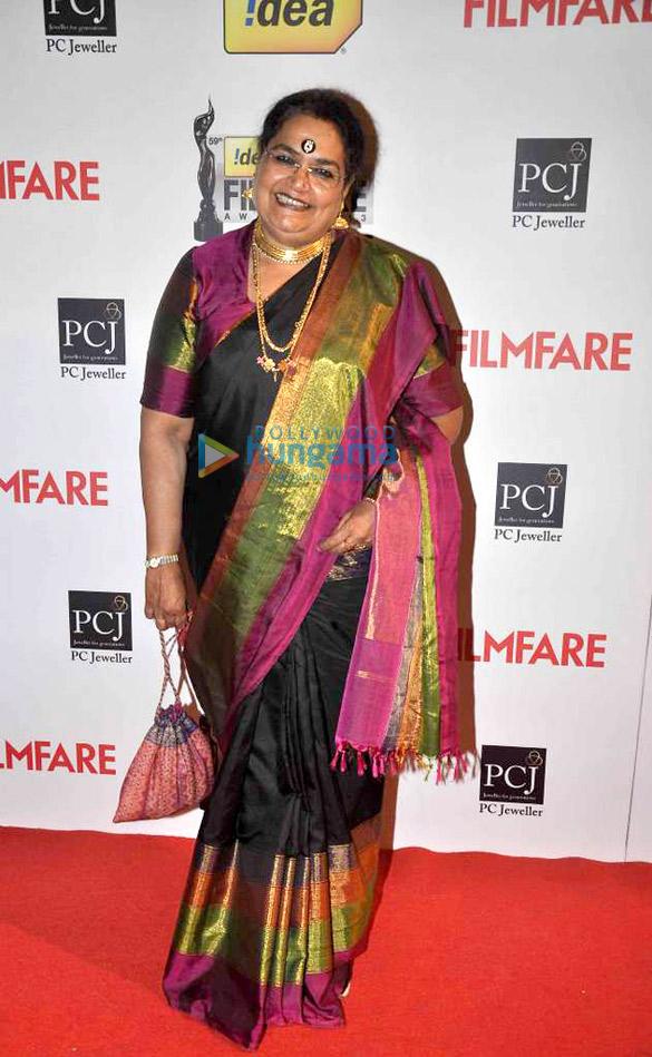 59th Idea Filmfare Awards 2013