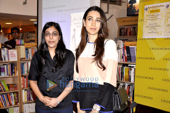 Karisma Kapoor at the launch of special edition of Timeless Austen
