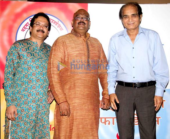 Vijay, Sangam, Dharmesh Tiwari