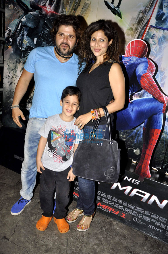Premiere of 'The Amazing Spider-Man 2'