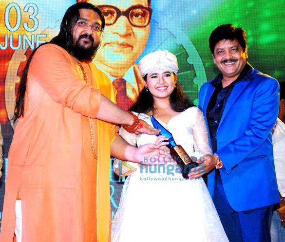 Celebs grace 4th Bharat Ratan Dr. Ambedkar Awards 2014