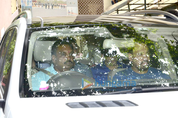 Salman Khan snapped after his hit and run case hearing