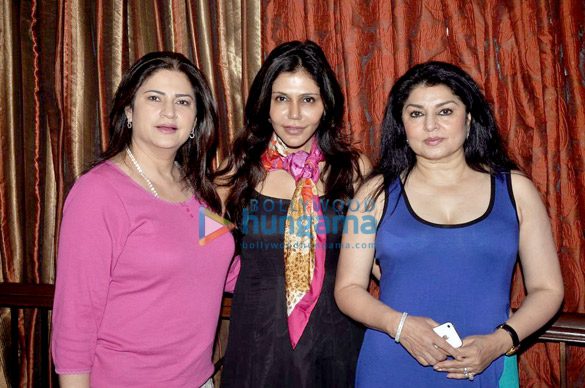 Various celebs at Charu Anand's birthday bash
