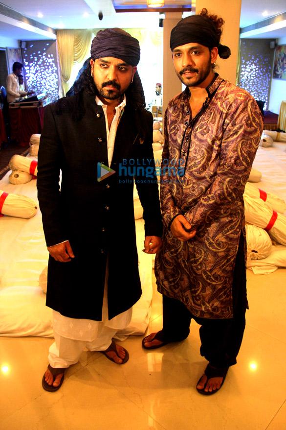 Sharib & Toshi's Iftaar party & Sufi Mehfil