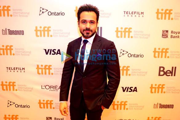 Premiere of Emraan Hashmi starrer 'Tigers' at Toronto International Film Festival