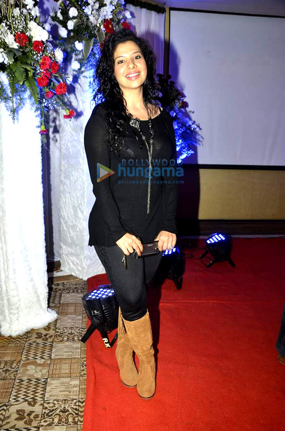 Celebs at the launch of the talk show 'Apnaa Ilaaj Apne Haath – Body Cleansing Therapy'
