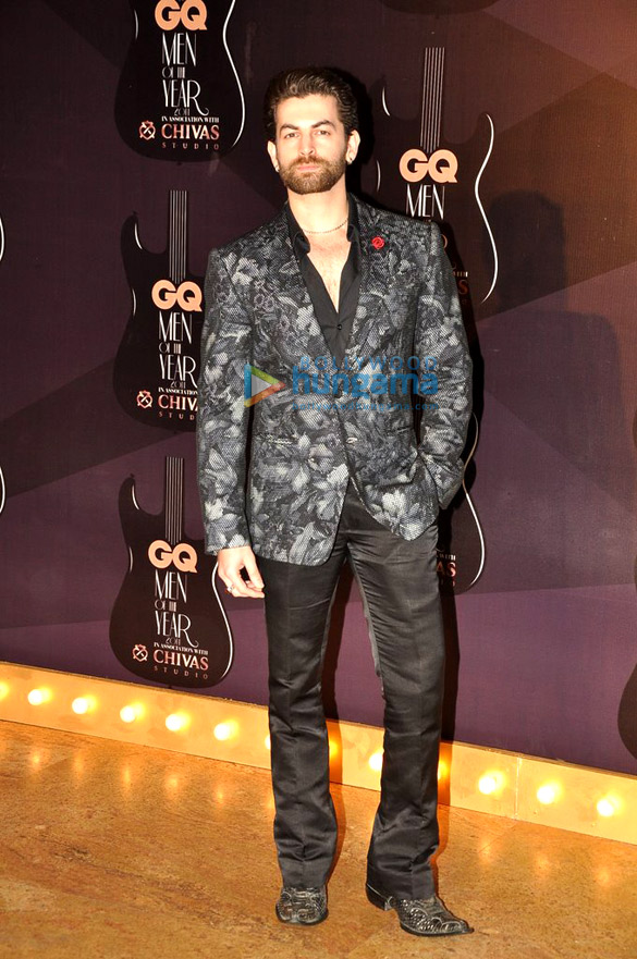 Celebs grace 'GQ Men Of The Year 2014' awards
