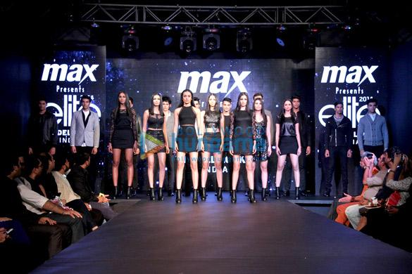 Grand Finale of MAX Elite Model Look 2014