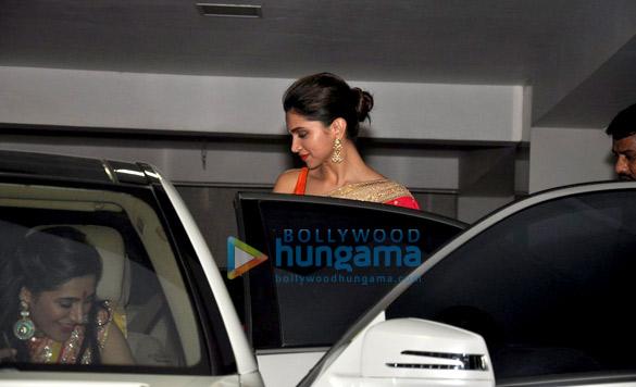 Aamir Khan's Diwali bash