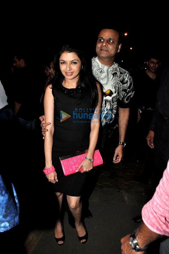 Aditya Roy Kapur & Shraddha Kapoor party at Nido Halloween night bash