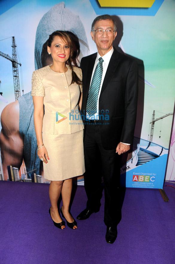 Devendra Fadnavis & Sussanne Roshan inaugurate Acetech '14