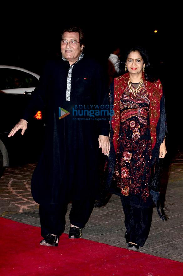 Bollywood biggies at Arpita Khan's marriage reception