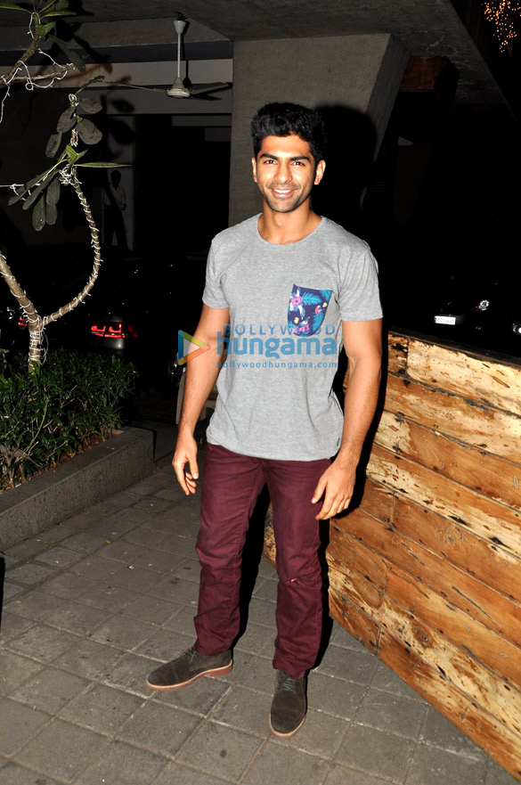 Celebs at Manish Malhotra's birthday bash