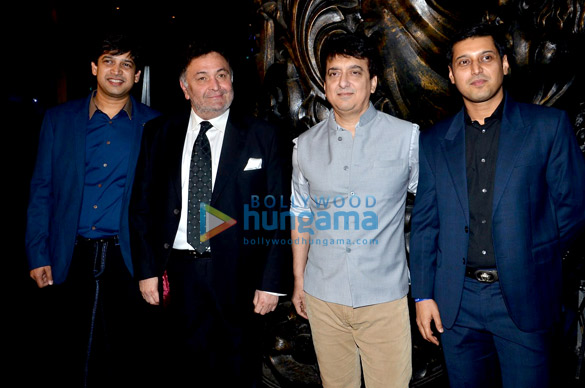 Launch of Nadiadwala Gennext Productions' 1st Marathi film