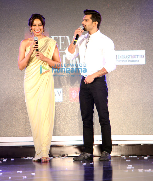 Bipasha Basu, Karan Singh Grover and others at 'Femina Style Diva 2014'