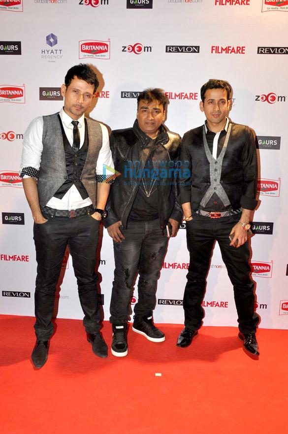 Celebs grace 60th Filmfare pre-awards party