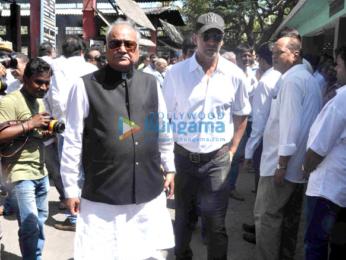 T P Aggarwal, Akshay Kumar