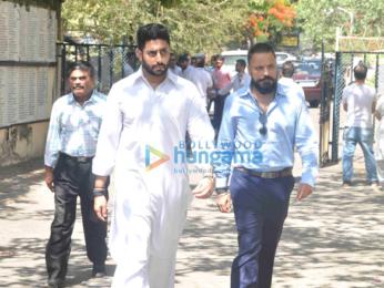 Abhishek Bachchan, Bunty Walia