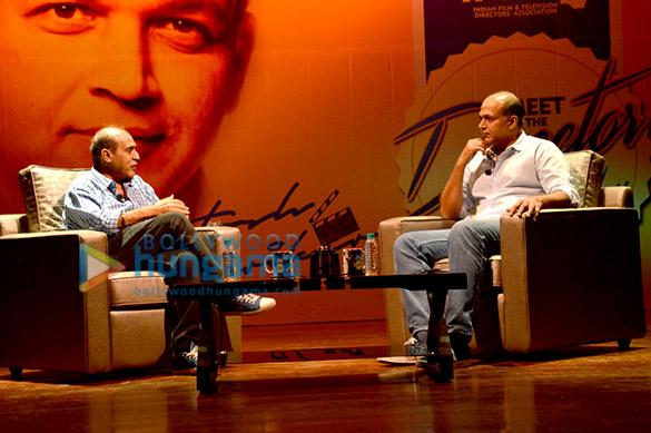 Ashutosh Gowariker at 'IFTDA Masterclass'