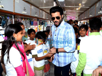 Anil Kapoor graces child labour awareness event