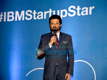 Anil Kapoor judges IBM Startup Star Challenge event