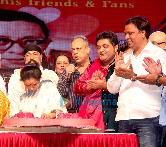 Asha Bhosle, Sachin Pilgaonkar & other celebrities grace Love You Pancham concert commemorating Pancham da's 77th birth anniversary in Mumbai