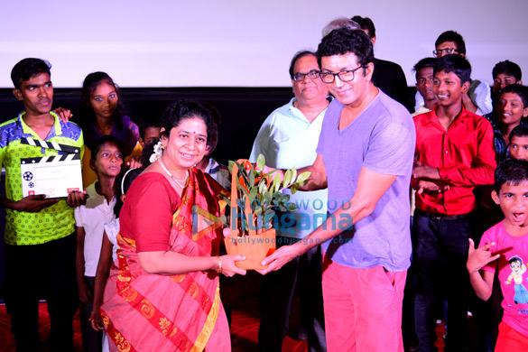 Celebs grace Vatsalya Foundation's workshop conducted for street kids