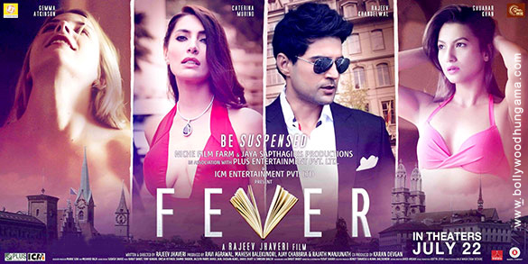 First Look Of The Movie Fever