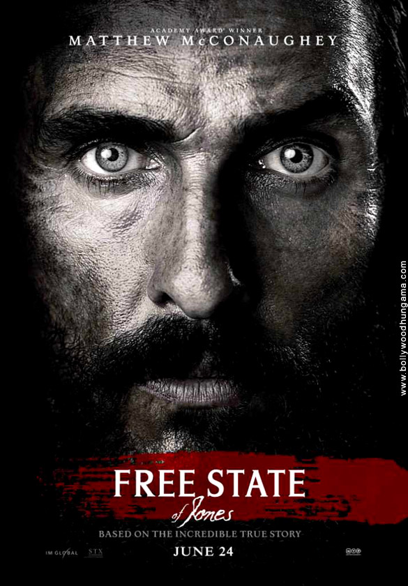 Free State Of Jones (English)