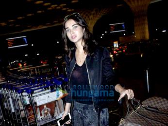 John Abraham, Sonam Kapoor & Amy Jackson snapped at the airport