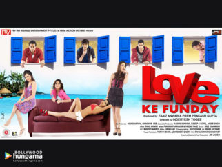 Movie Wallpaper Of The Movie Love Ke Funday