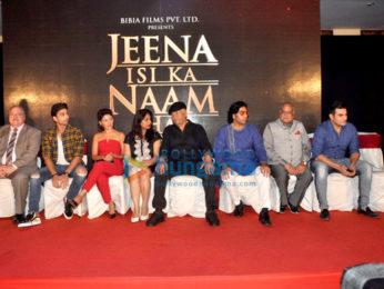 Arbaaz Khan graces the press conference and logo launch of 'Jeena Isi Ka Naam Hai'