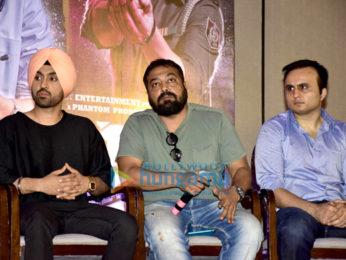 Press conference of 'Udta Punjab'