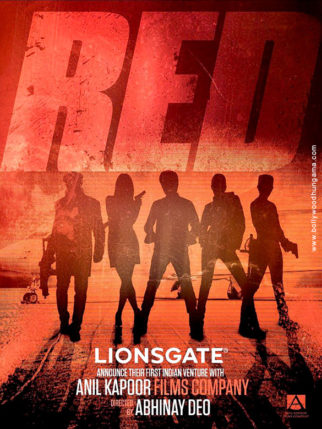 First Look Of The Movie Red