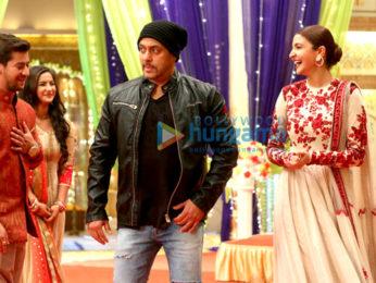 Salman Khan & Anushka Sharma promote 'Sultan' on 'Udaan' TV serial