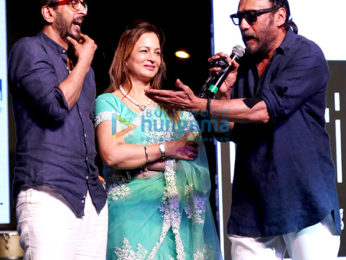 Javed Jaffrey, Smita Thackeray, Jackie Shroff