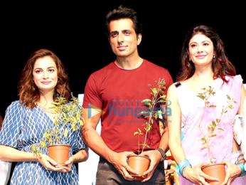 Dia Mirza, Sonu Sood, Pooja Batra