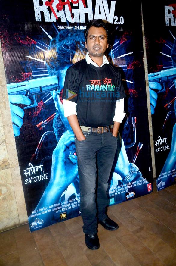 Special screening of 'Raman Raghav 2.0'