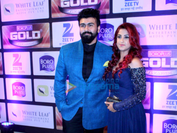 Malaika Arora Khan, Karan Singh Grover, Tusshar Kapoor, Gauhar Khan grace 'The 9th Zee Gold Star Awards'