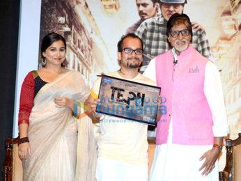 Vidya Balan, Amitabh Bachchan