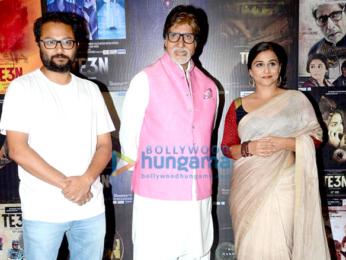 Ribhu Dasgupta, Amitabh Bachchan, Vidya Balan