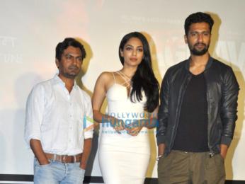 Nawazuddin Siddiqui, Sobhita Dhulipala, Vicky Kaushal